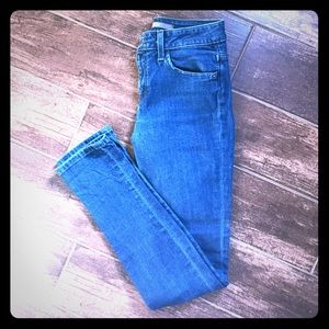 Joe's Jeans Cigarette High Rise Bree 27